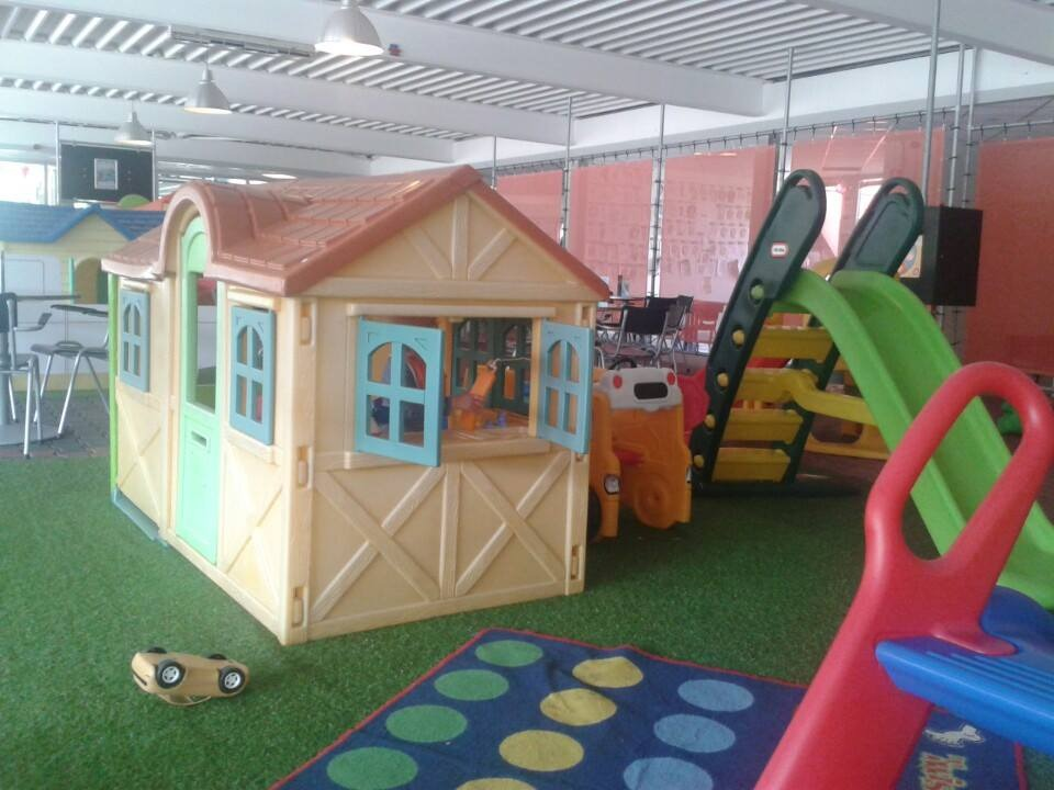Turning Your Garage Into A Kid S Playground