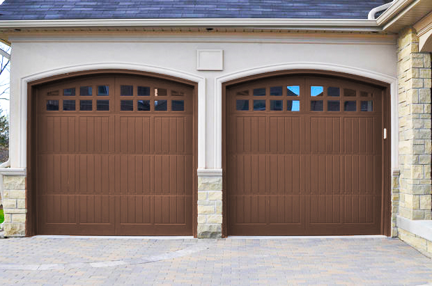 Single Or Double Germantown Garage Doors?